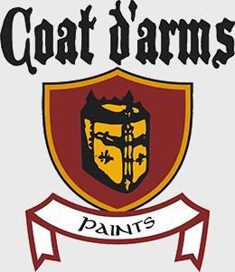 Coat d'Arms paints