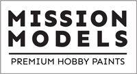 mission models hobby paint