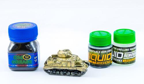 Weathering miniatures wilder pigment asset drop subscription