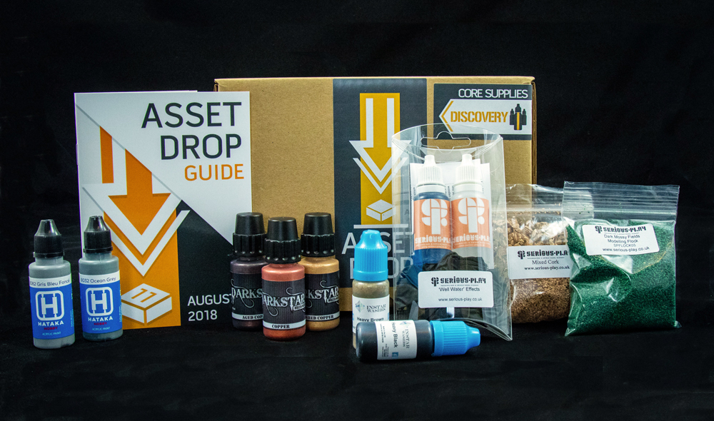 august asset drop discovery box