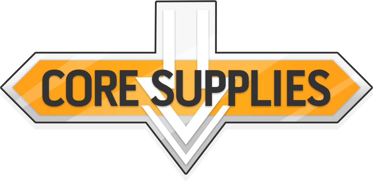 asset drop core supplies boxes