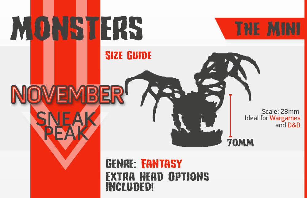 november asset drop monsters box