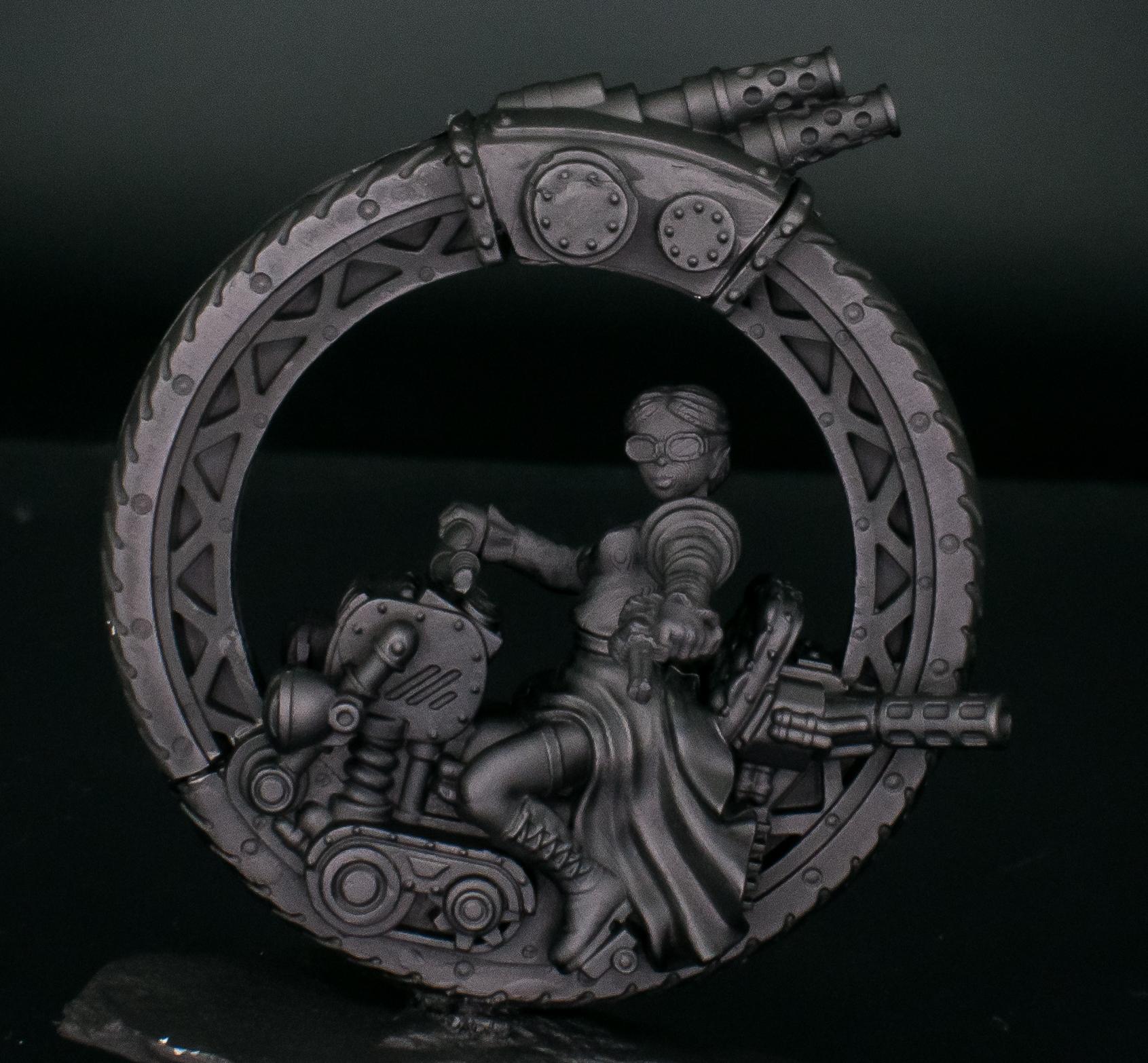 lady dorothy quimby micro art studio