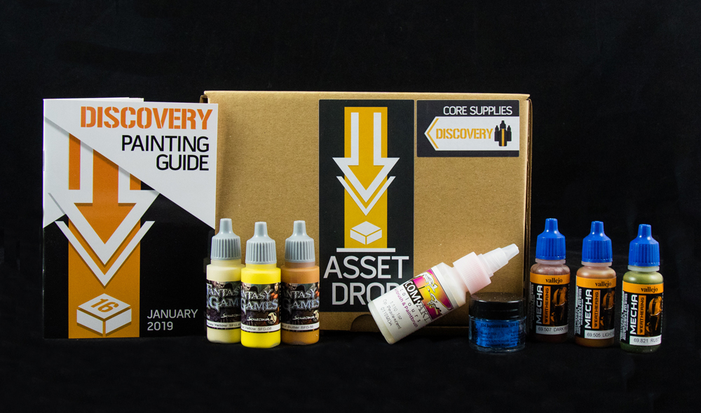 jan asset drop discovery box