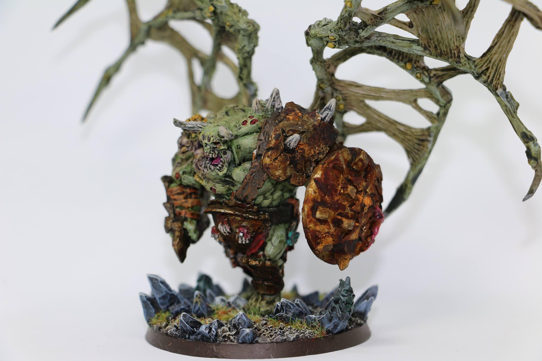 behemoth of decay titan forge