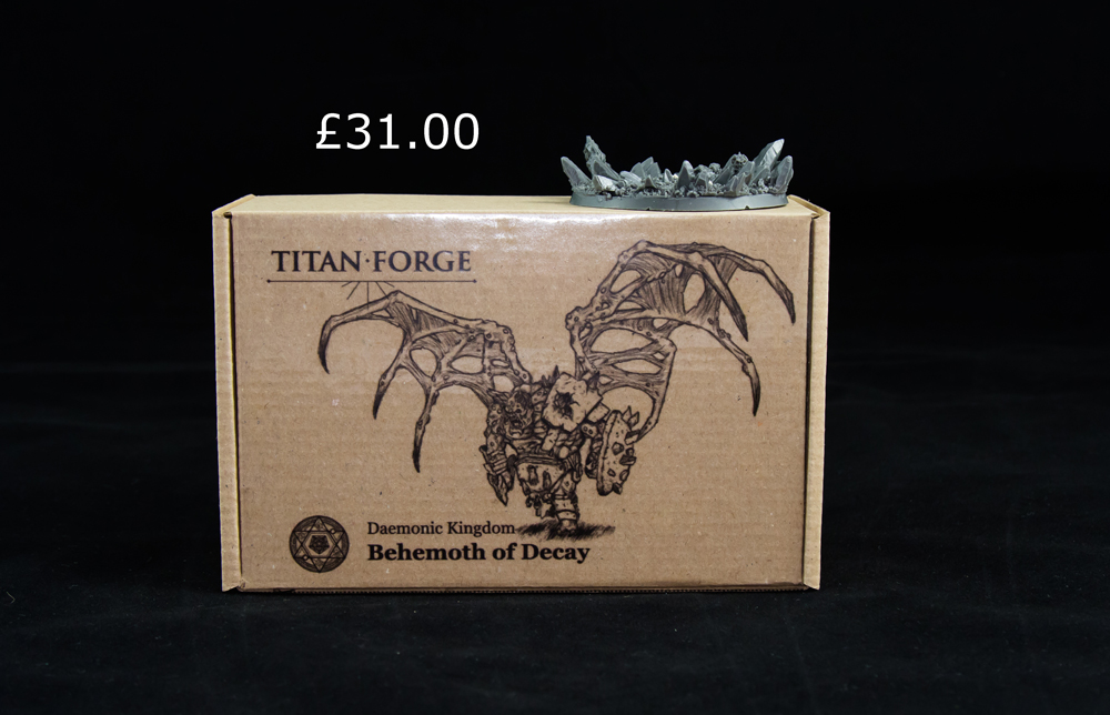 the behemoth of decay titan forge asset drop monsters box