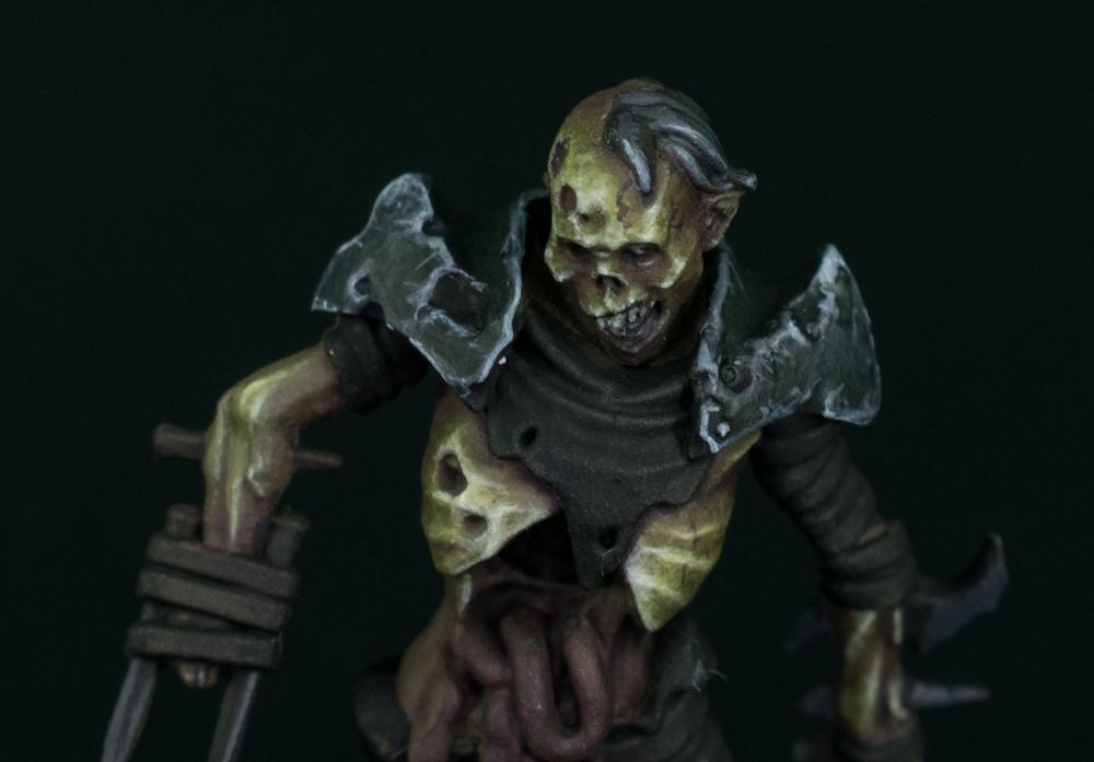 revell aqua colour dark armour effect zombie skin asset drop