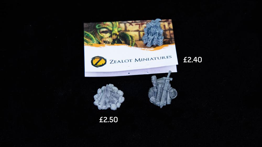 zealot miniatures resin asset drop