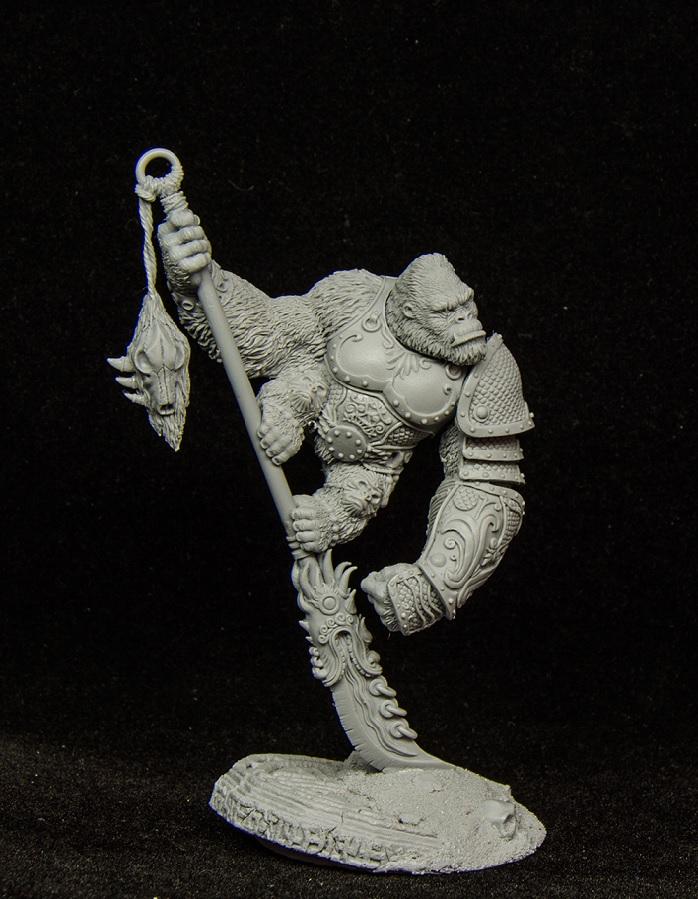 warlord kong scalebro miniatures