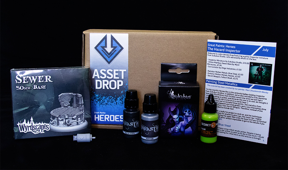 july heroes box asset drop