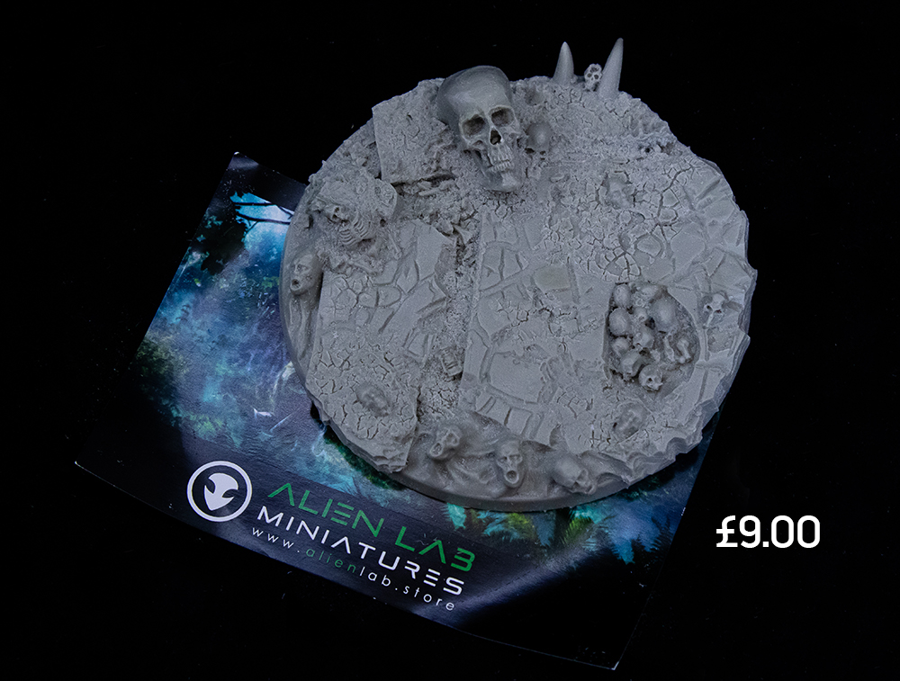 alien lab miniatures hell base asset drop monsters