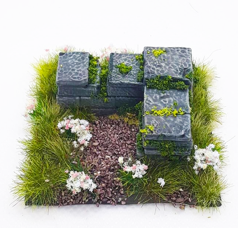 Asset Drop Tutorial Tile Moss Wall