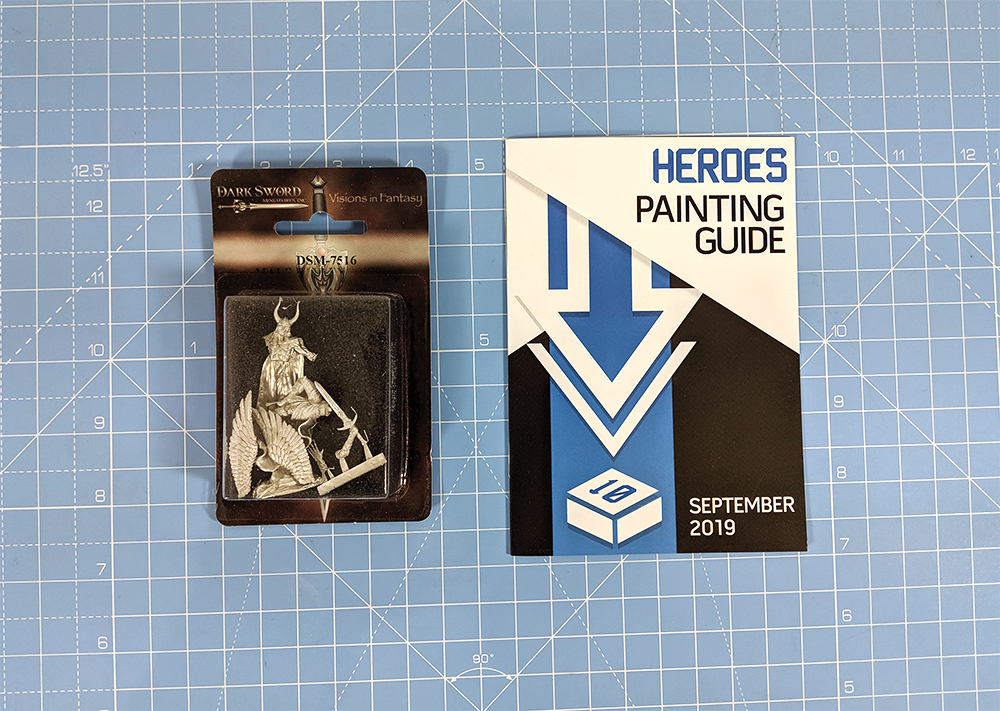 darksword miniatures fallen angel asset drop heroes