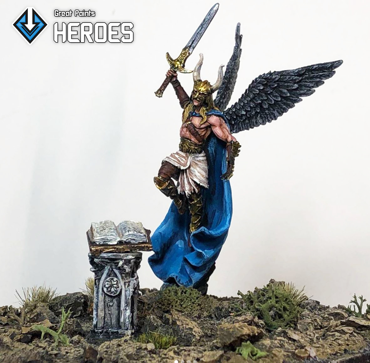 september asset drop heroes mierce miniatures