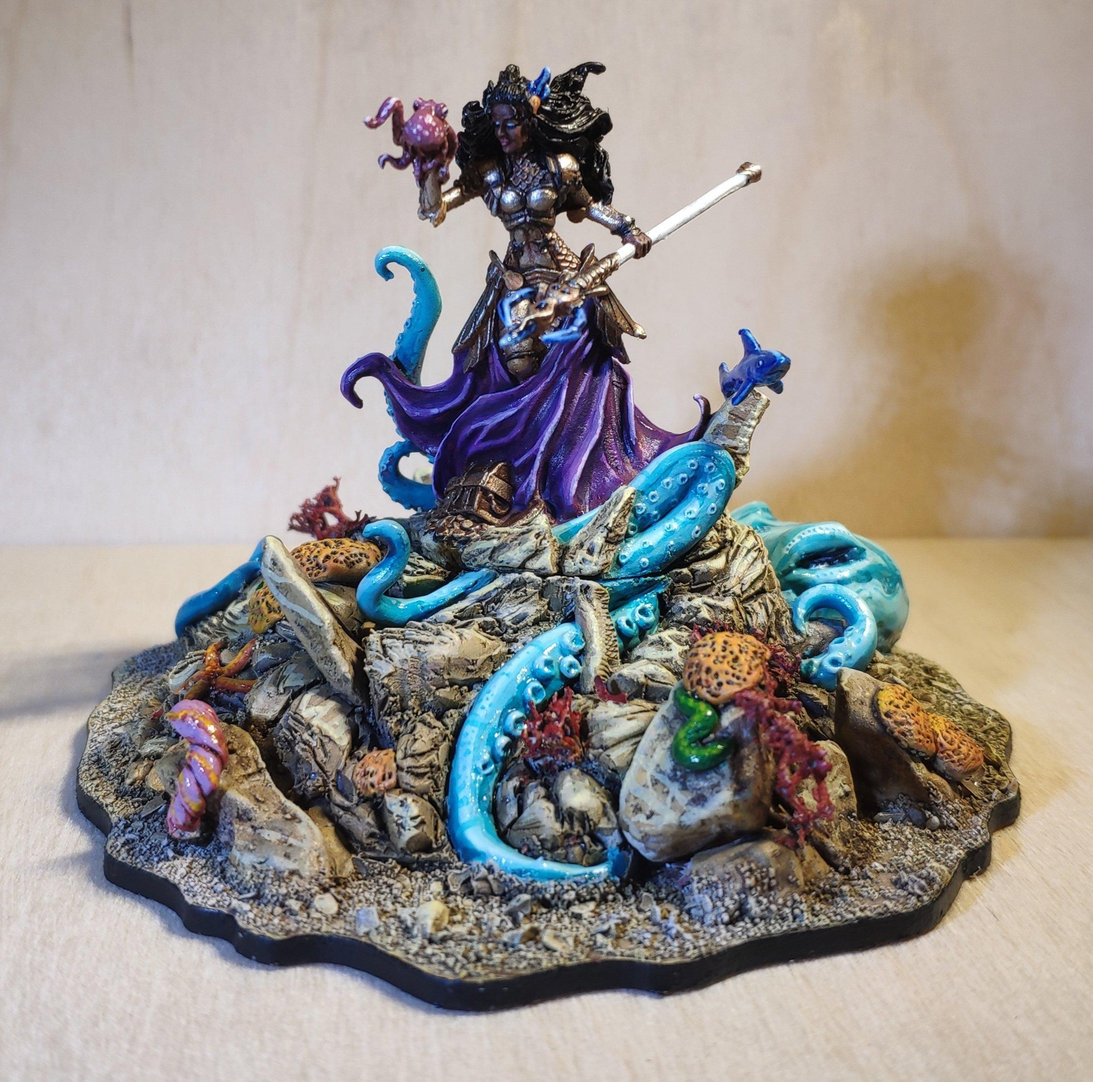 marike guardian of the sea, asset drop heroines