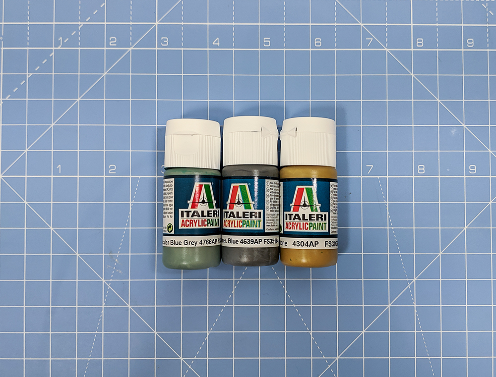 italeri acrylic paints asset drop