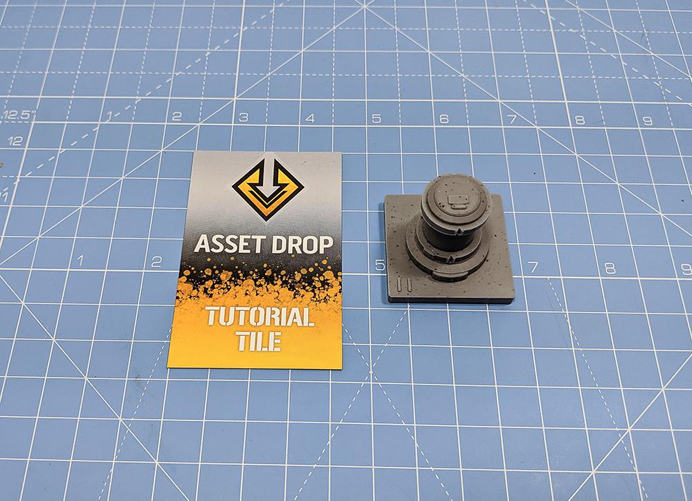 asset drop discovery tutorial tile alien vat