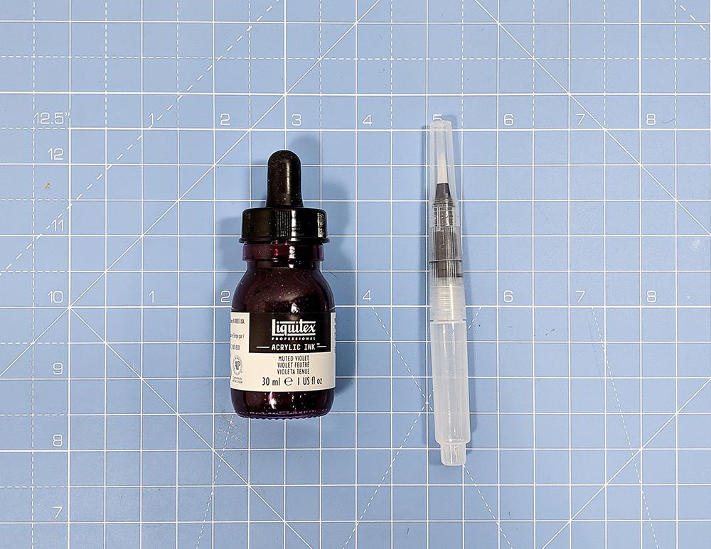 liquitex ink asset drop discovery