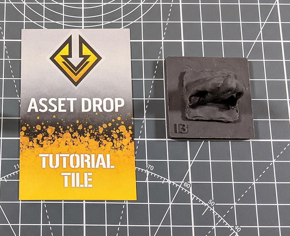 asset drop discovery tutorial tile monk