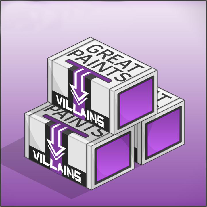 asset drop villains box