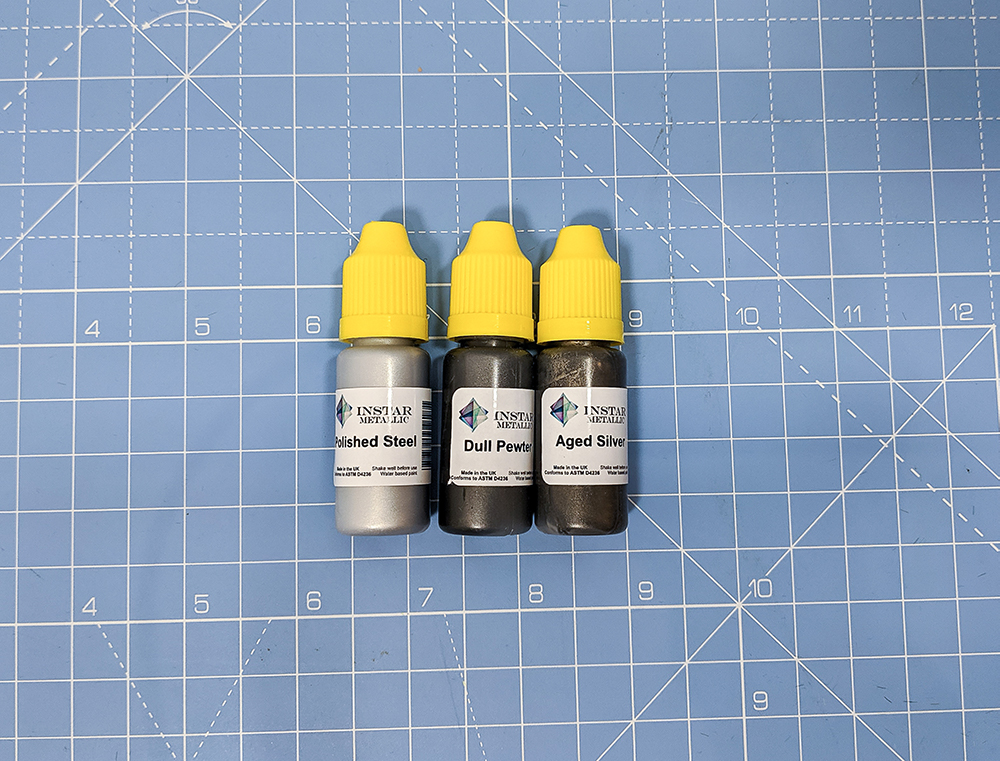 instar metallic paints villains subscription box