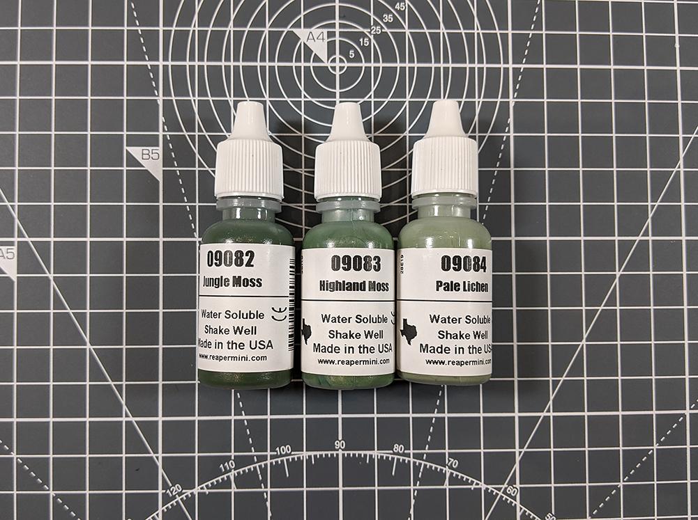 reaper green paints villains subscription box