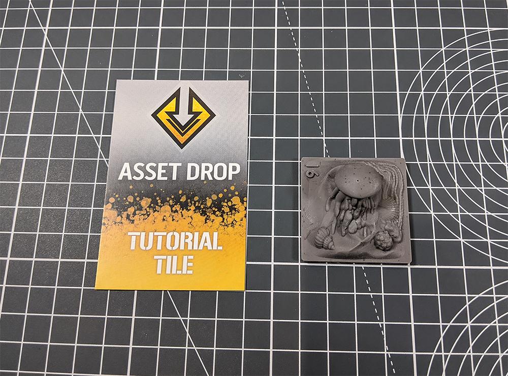 asset drop discovery tutorial tile sea ocean