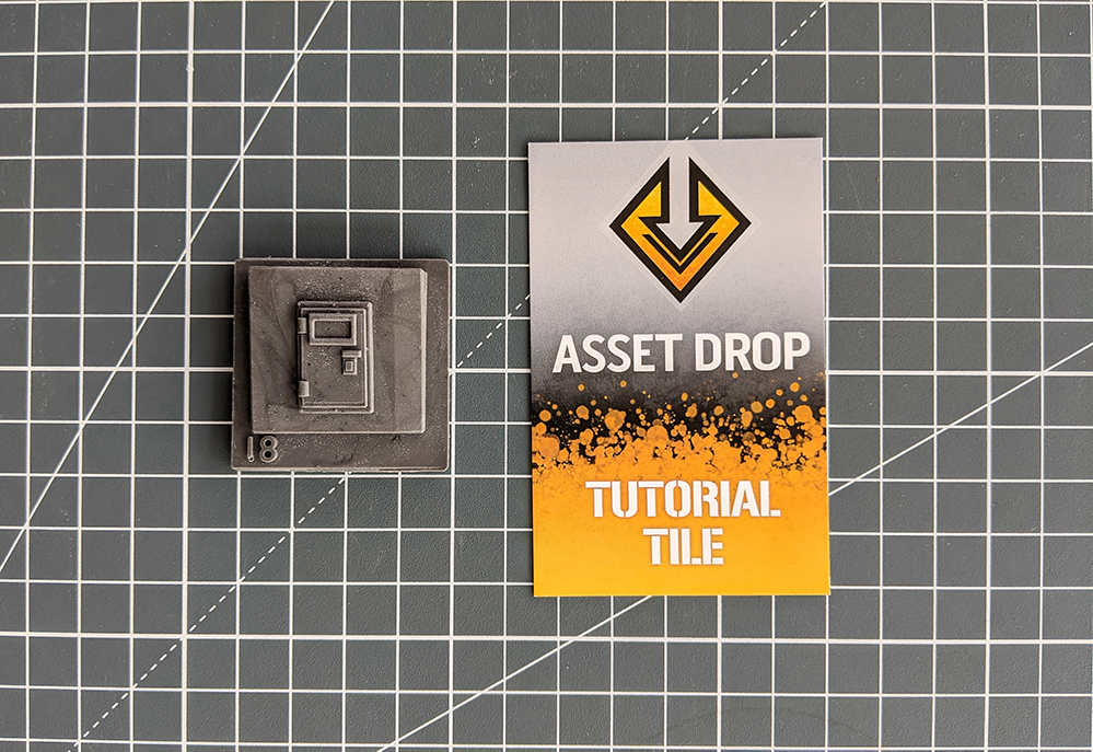 asset drop tutorial tile