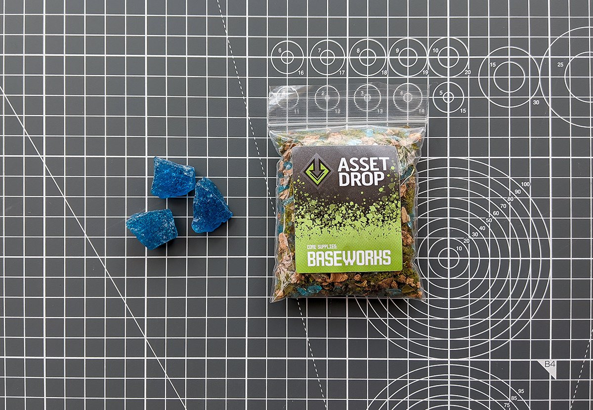 baseworks secret grove moonstones asset drop heroines box
