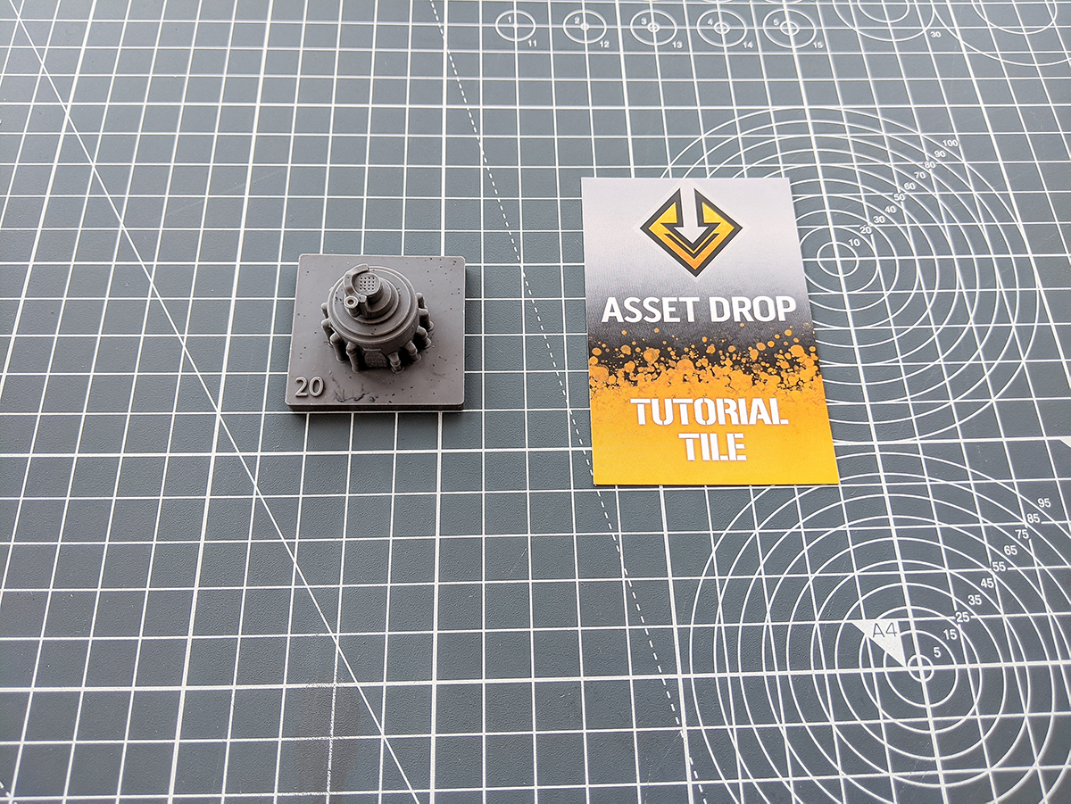 asset drop tutorial tile
