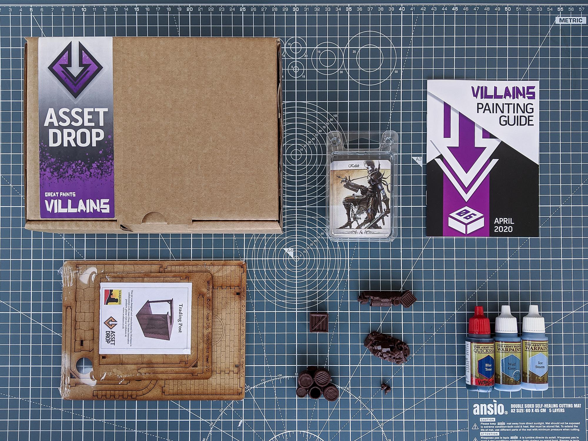 april villains box asset drop