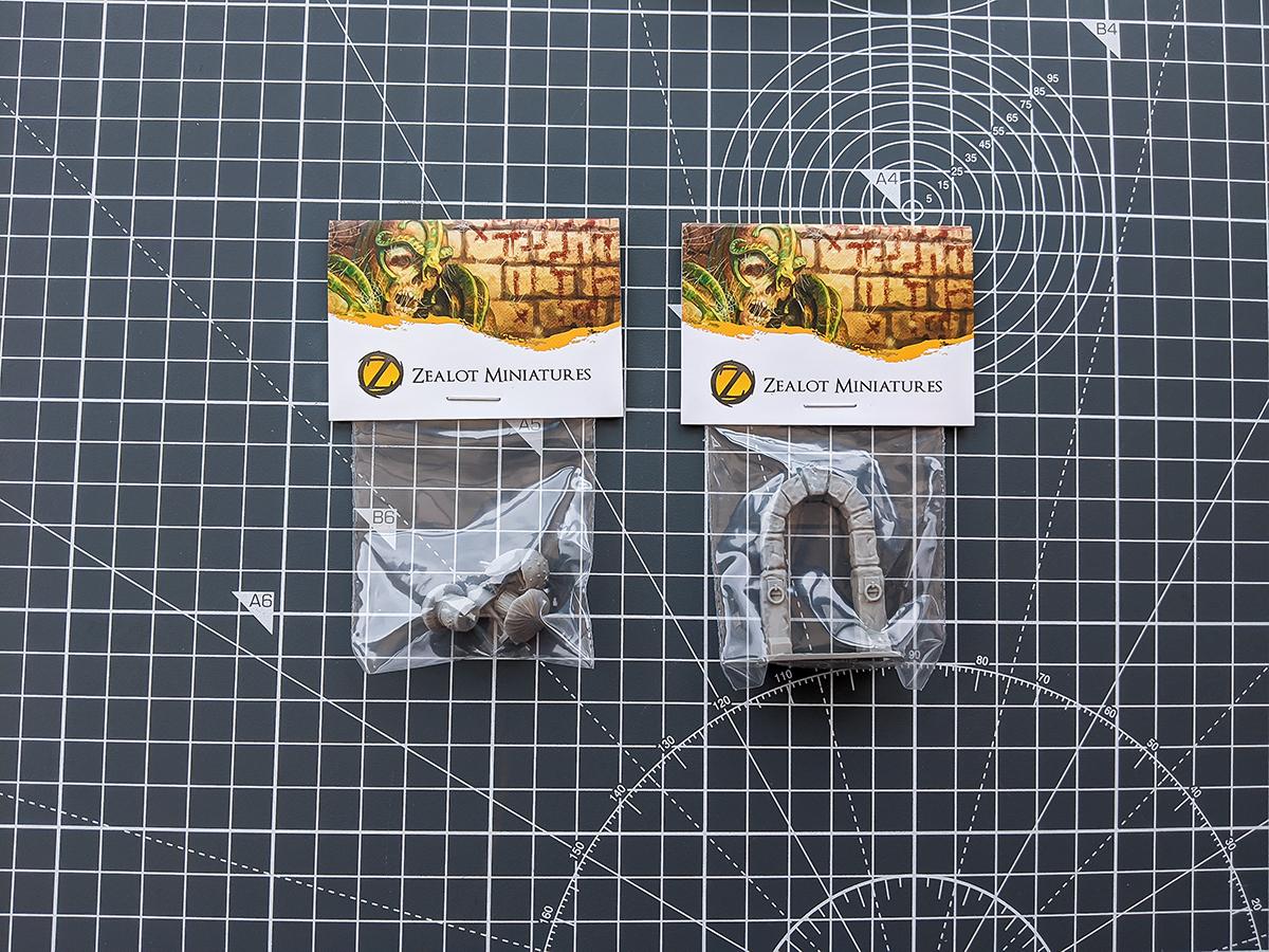 asset drop villains box zealot miniatures